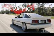 "1600HP MK3 Supra Street Pulls - ""The Great White"""