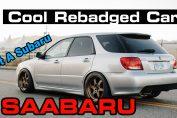 cool rebadged cars